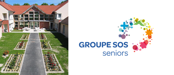 L'association Le Grand Jardin rejoint  le GROUPE SOS Seniors